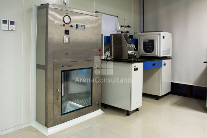 Godrej laboratory furniture system
